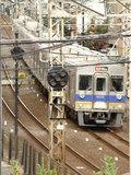 南海6200系(阪堺・神ノ木駅から)