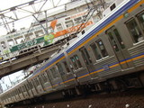阪堺電軌モ701形&南海6200系(阪堺・神ノ木駅付近)