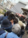 2300系ズームカー(白鷺駅・下りホーム)