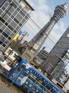 阪堺電軌モ601形(恵美須町〜南霞町)