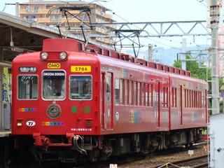 和歌山電鐵2270系おもちゃ電車(和歌山駅)