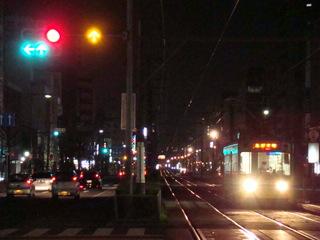 阪堺電軌モ701形(大小路駅)