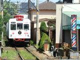 和歌山電鐵2270系いちご電車(吉礼駅から)