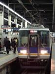 南海10000系サザン(なんば駅)