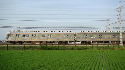 南海6100系 (萩原天神〜北野田)