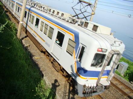 南海7000系サザン (箱作〜鳥取ノ荘)