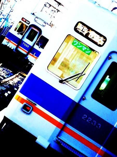 南海7000系サザン & 2200系30番台 (羽衣駅から) ★ PLAY BACK SPECIAL ★