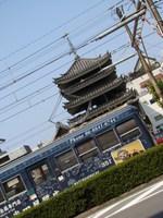 阪堺電軌モ351形(御陵前〜寺地町)