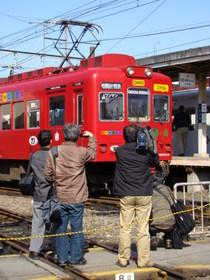 和歌山電鐵2270系おもちゃ電車(伊太祁曽駅)