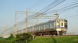 南海1000系+8000系(岡田浦〜吉見ノ里)