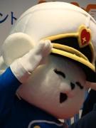 ベアルのマスコット(泉ヶ丘駅コンコース)