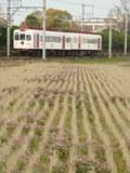 2270系いちご電車(岡崎前〜交通センター前駅)