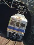 6300系(千早口駅から)