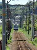 和歌山電鐵2270系(山東駅から)