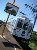 和歌山電鐵2270系たま電車(山東駅)