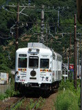 和歌山電鐵2270系たま電車(山東駅から)