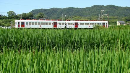 和歌山電鐵2270系いちご電車(伊太祁曽〜山東間)