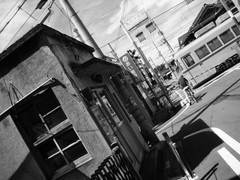 モ501形 (東天下茶屋駅付近)