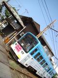 モ701形(御陵前1号踏切)