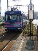 モ351形(御陵前駅)