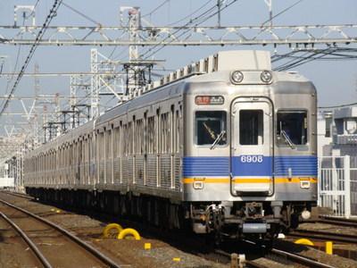 6200系+6000系(初芝駅から)