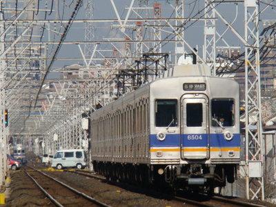 6300系+6200系(初芝駅から)