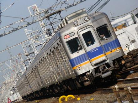 6000系(初芝駅から)