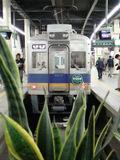 6100系(なんば駅)