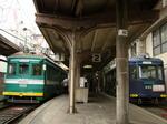 モ161形&モ351形(住吉公園駅)