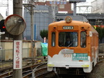 モ701形&モ501形(住吉公園駅から)