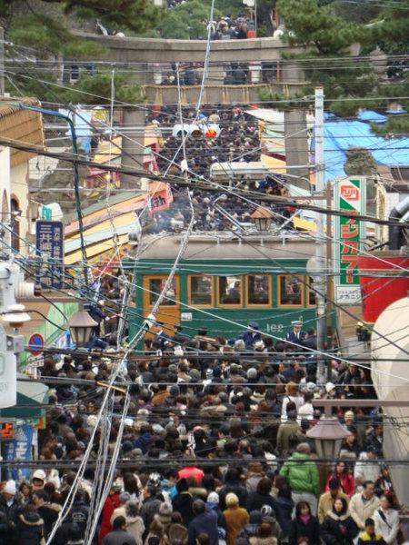 モ161形(南海・住吉大社駅から)