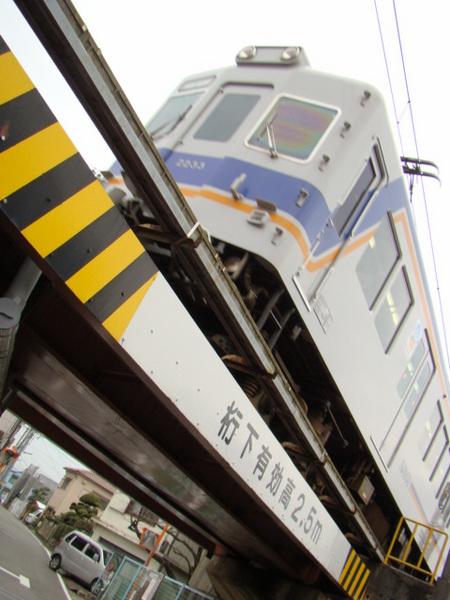 2200系30番台(羽衣〜伽羅橋間)