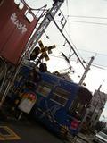 モ601形(石津駅付近)