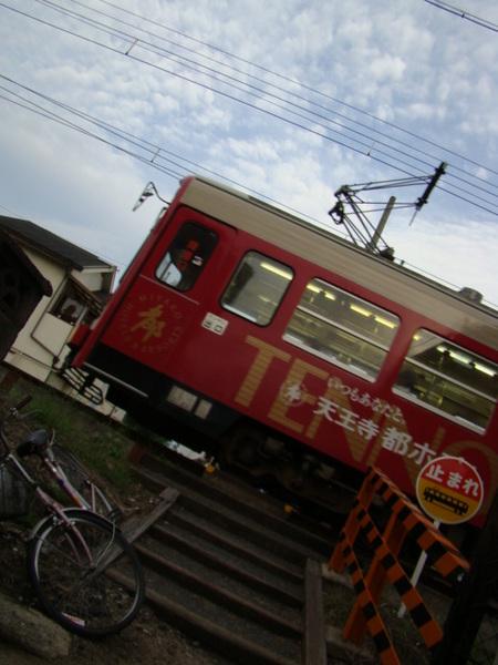 モ701形(石津2号踏切)