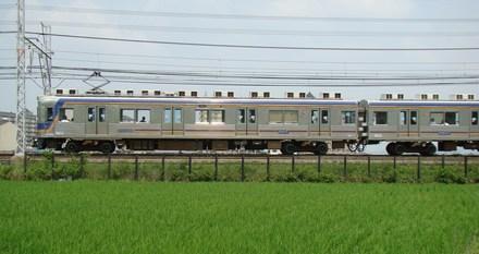 6100系(萩原天神〜北野田)