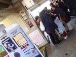 貴志駅でのひとコマ。