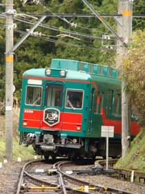 2200系天空 (上古沢駅から)