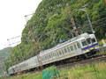 7100系(みさき公園10号〜9号踏切間)