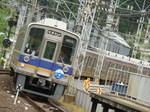 9000系(孝子駅・下りホームから)