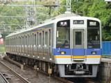 8000系・1次車(孝子駅)
