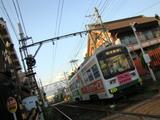 モ701形(高須神社駅から)