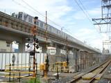 1000系(松ノ浜駅付近)