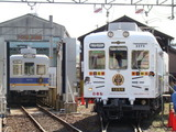 2270系一般色&2270系たま電車(伊太祁曽駅から)