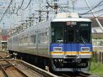 7100系+10000系サザン(樽井駅・上りホームから)