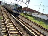 2000系ズームカー(樽井駅・下りホームから)